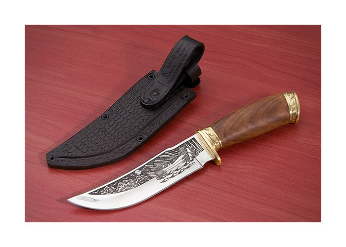 кизляр нож рыбак 2